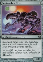 Planechase: Suntouched Myr