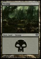 Planechase: Swamp (153 C)