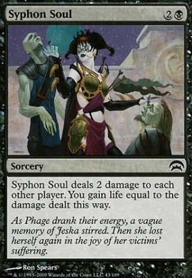 Planechase: Syphon Soul
