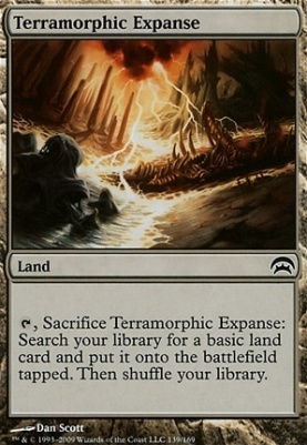 Planechase: Terramorphic Expanse