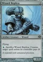 Planechase: Wizard Replica