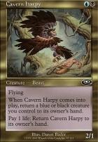 Planeshift Foil: Cavern Harpy
