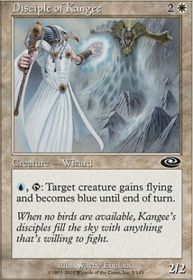Planeshift Foil: Disciple of Kangee