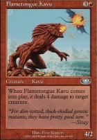 Planeshift: Flametongue Kavu