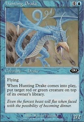 Planeshift Foil: Hunting Drake
