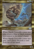 Planeshift: Marsh Crocodile