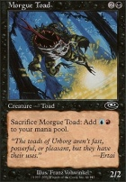 Planeshift Foil: Morgue Toad