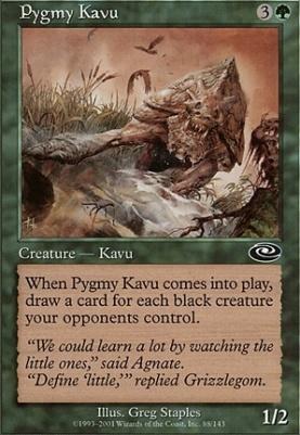 Planeshift Foil: Pygmy Kavu