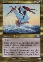 Planeshift Foil: Sawtooth Loon