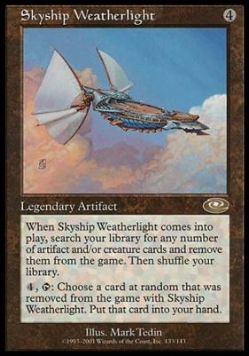 Planeshift: Skyship Weatherlight