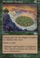 Planeshift: Skyshroud Blessing