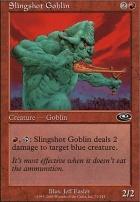 Planeshift Foil: Slingshot Goblin