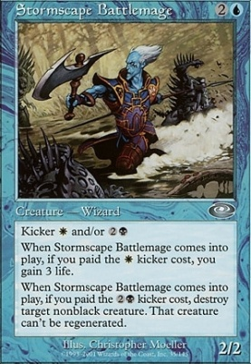 Planeshift: Stormscape Battlemage