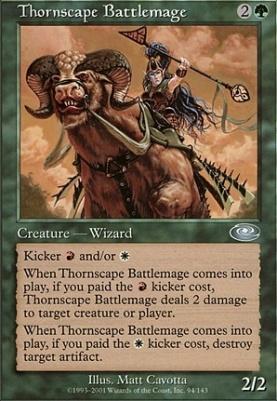 Planeshift: Thornscape Battlemage
