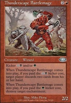 Planeshift: Thunderscape Battlemage