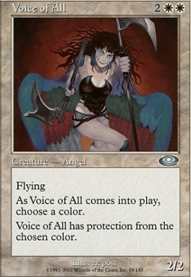 Planeshift Foil: Voice of All