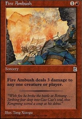 Portal 3K: Fire Ambush