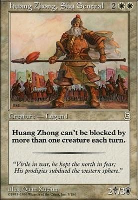 Portal 3K: Huang Zhong, Shu General