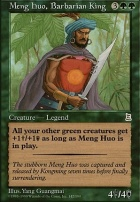 Portal 3K: Meng Huo, Barbarian King