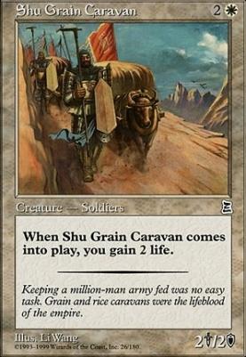 Portal 3K: Shu Grain Caravan
