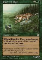 Portal 3K: Slashing Tiger