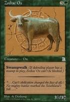 Portal 3K: Zodiac Ox