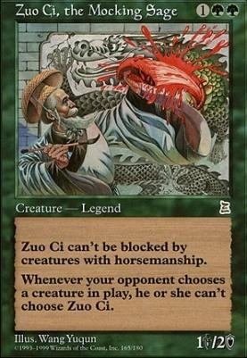 Portal 3K: Zuo Ci, the Mocking Sage