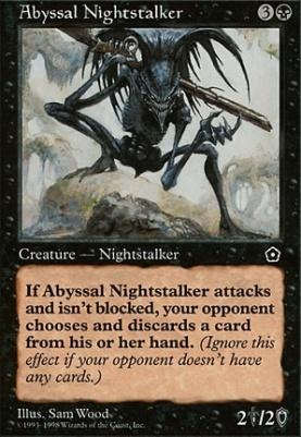 Portal II: Abyssal Nightstalker