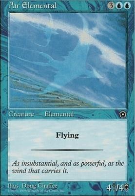 Portal II: Air Elemental
