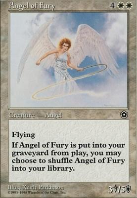 Angel of Fury | Portal II | Card Kingdom