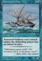 Portal II: Armored Galleon