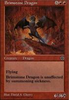 Portal II: Brimstone Dragon