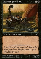 Portal II: Dakmor Scorpion