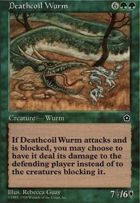 Portal II: Deathcoil Wurm