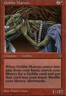 Portal II: Goblin Matron