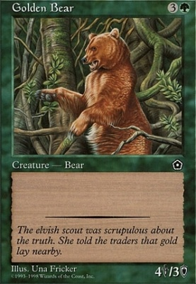 Portal II: Golden Bear