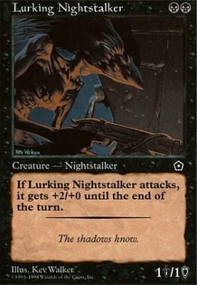 Portal II: Lurking Nightstalker