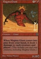 Portal II: Magma Giant