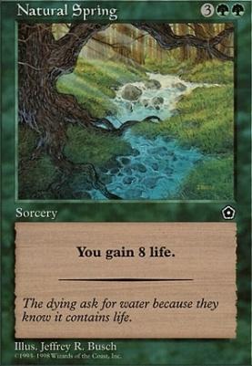 Portal II: Natural Spring