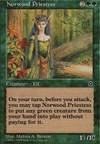 Portal II: Norwood Priestess