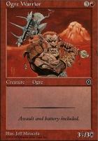 Portal II: Ogre Warrior