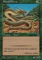 Portal II: Plated Wurm