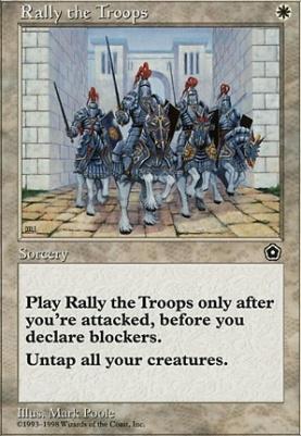 Portal II: Rally the Troops