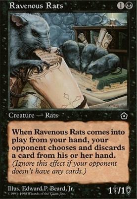Portal II: Ravenous Rats