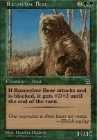 Portal II: Razorclaw Bear