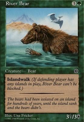 Portal II: River Bear