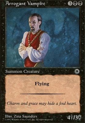 Portal: Arrogant Vampire
