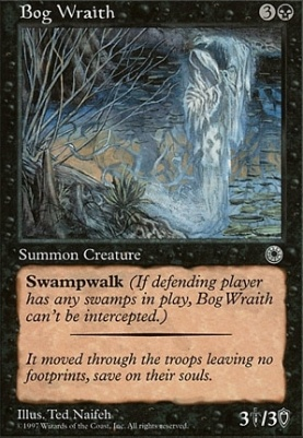 Portal: Bog Wraith
