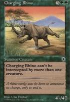 Portal: Charging Rhino