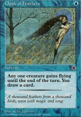 Portal: Cloak of Feathers